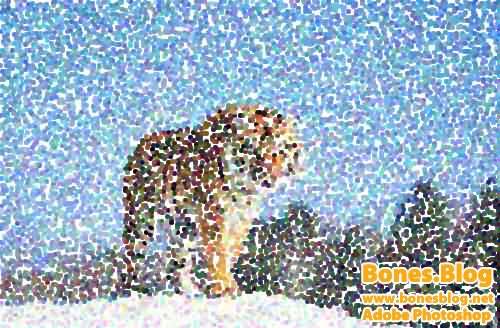 用 Photoshop 打造下雪场景